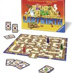Ravensburger Labyrinth Family Board Game for Kids and Adults Age 7 and Up – Millions Sold, Easy to Learn and Play With Great replay value