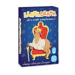Llama Drama Card Game – Fun and Competitive Card Games – Easy to Learn for Kids and Adults