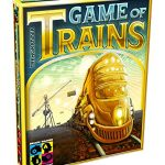 BRAIN GAMES Game of Trains – Strategy Card Game for Kids Age 8+, Teenagers & Adults – Award Winning Family Fun!