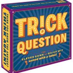 Trick Question (Trick Question Game, Hygge Games, Adult Card Games for Parties, Adult Board Games for Groups)
