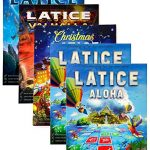 Latice Cards Strategy Game Variety 5-Pack