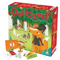 Outfoxed! Game Board Game