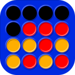 Connect 4 In A Row – 2 Player Strategy Board Game