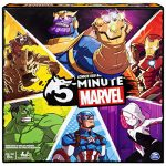Spin Master Games 5 Minute Marvel Cooperative Card Game for Kids Aged 8 & Up