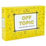 Off Topic Card Game – for Those Slightly Off