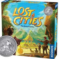 Lost Cities – The Board Sport