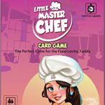 Diminutive Master Chef – Fun Household Card Game, a Rapid paced and worrying Game Pretty for Adults, Teens