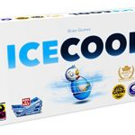 Mind Games – ICECOOL Award-Winning Household Board Sport – A Rapidly & Fun Penguin Flicking Sport – Very finest For Parties & Families with Teenagers,
