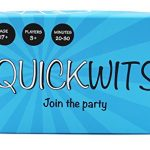 Quickwits Birthday celebration Card Sport — A Stress-free and Social Grownup Tabletop Sport