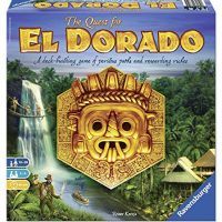 Ravensburger The Quest for El Dorado for Ages 10 & Up – Adventure Family Sport of Never-ending Possibilities