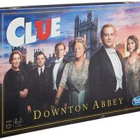 Hasbro Gaming Clue: Downton Abbey Model Board Sport for Children Ages 13 & Up, Impressed by Downton Abbey