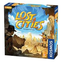 Lost Cities Card Sport – with sixth Expedition