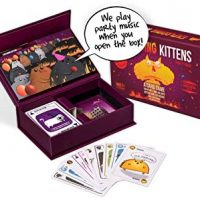 Exploding Kittens Card Game – Birthday celebration Pack for Up to 10 Avid gamers – Family-Succesful Birthday celebration Games – Card Games for Adults, Young folk &