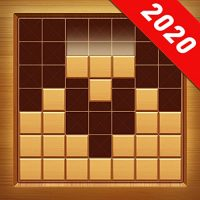 Wood Block Puzzle: Free Traditional Board Video games