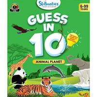 Skillmatics Academic Sport : Animal Planet – Wager in 10 (Ages 6-ninety nine) | Card Sport of Easy Questions | Overall Knowledge for Formative years,
