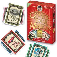 Duvet Your Sources Taking part in Playing cards Wide Sport Fun Classic Draw Games Board Card Toys for Celebration Household Gathering 2-8 Avid gamers Ages 7+
