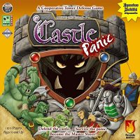 Hearth Games Fortress Dread – Board Games for Families – Board Games for Children 7 & Up Holiday Toy Checklist