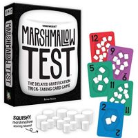 Gamewright Marshmallow Test Delayed Gratification Trick-Taking Card Sport
