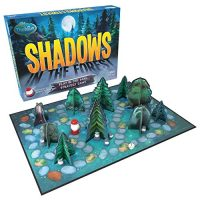 ThinkFun Shadows within the Forest Play within the Shadowy Board Game for Early life and Households Age 8 and Up – Relaxing and Easy to Be taught with Innovative and Weird and wonderful Gameplay