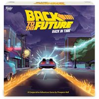 Funko Lend a hand to The Future –  Lend a hand in Time Approach Game, Multicolour