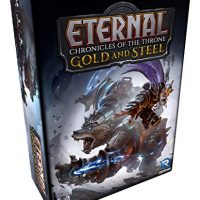 Eternal: Chronicles of The Throne Gold & Metal