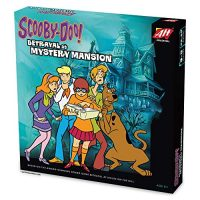 Avalon Hill Scooby Doo in Betrayal at Thriller Mansion | Estimable Scooby Doo + Betrayal at Rental on The Hill Board Sport | Ages 8+