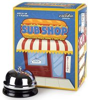 Sub Store Board Sport | Traditional Sandwich Constructing Card Sport for Households | Household Relaxing Tabletop Technique & Reminiscence Card Sport for Young folk &