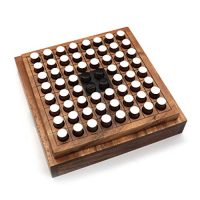 A Traditional Board Sport Othello Formula Games of Family Games for Adults and Kids which Playing in 2 Player Board Games to Challenges The Mastermind Sport Items That Comes with Wood Designs Board