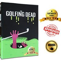 The Golf Needless – Most efficient Unusual Zombie Card Game by Gatwick Games – High Family Games for 2 to 6 Avid gamers – Immense for Adults,