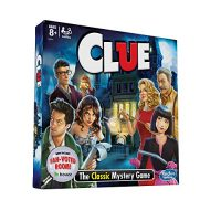 Hasbro Clue Board Sport; Aspects Fan Voted Room; As Seen on Houzz Web popularity; Classic Thriller Sport for Formative years 8 and Up