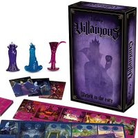 Ravensburger Disney Villainous: Horrible to The Core Components Board Game for Age 10 & Up – Stand-On my own & Growth to The 2019 Toty Game of The Yr Award Winner