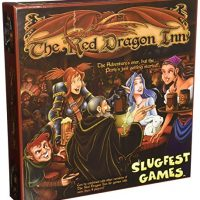 Slugfest Games The Red Dragon Inn Approach Boxed Board Game Ages 12 & Up