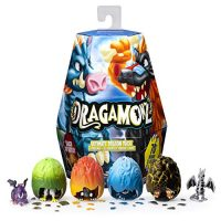 Dragamonz, Remaining Dragon 6 Pack, Collectible Resolve & Trading Card Sport, for Younger of us Worn 5 & Up
