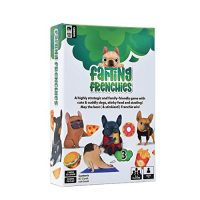 Farting Frenchies – A Wildly Silly, Incandescent & Engaging Family Game for Adults and Formative years   A Immediate Paced, Mercurial & Enjoyable Collectible Card…