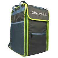 Top Shelf Fun Game Haul Board Game Backpack Safe with Shoulder Straps
