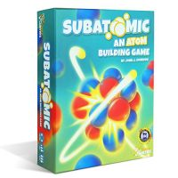 Subatomic: an Atom Building Game (2nd Edition)   A Technique Board Game with Staunch Science!