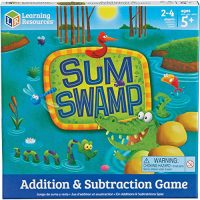 Discovering out Resources Sum Swamp Sport, Homeschool, Addition/Subtraction, Early Math Abilities, Math Video games for Youth, Academic Board Video games, Easter Video games, Easter Reward…