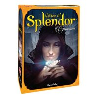 Cities of Splendor Board Sport EXPANSION | Family Board Sport | Board Sport for Adults and Family | Approach Sport | Ages 10+ | 2…