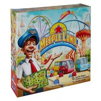 Blue Orange Meeple Land Board Sport- Family or Grownup Approach Board Sport for 2 to 4 Avid gamers. Urged for Ages 10 & Up