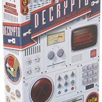 IELLO Decrypto Board Sport, 30 Min Play Time, Age 12 & Up, 3-8 Gamers, Transmit Secret Codes & Don't Allow The Opposing Team to Intercept,…