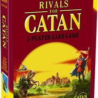 Opponents for CATAN Card Sport for 2 Players (Wicked Sport) | Card Sport for Adults and Family | Contrivance Card Sport | Run Card Sport…