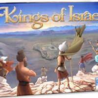 Kings of Israel Board Game by Funhill Video games