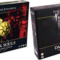 Darkish Souls The Board Sport Bundle: Phantoms and Explorers Expansions
