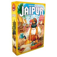 Jaipur Board Game (New Edition) | Approach Game for Adults and Teens | Two Participant Trading Game | Fun Tactical Game | Ages 10 and…