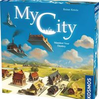 Thames & Kosmos My City | Family – Excellent | Legacy Board Game | Kosmos Games | 2 to 4 Players | Ages 10 and…