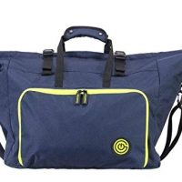 GeekOn! ShuttleTote Board Sport Salvage – A Wide Capability, Tote/Duffel Sport Salvage to Safely Transport Your Games (BLUE)