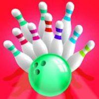 3D Mini Board Bowling: Strike Bowling Games Free