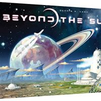 Rio Grande Games Beyond The Sun Technique Board Sport for 2-4 Gamers, Ages 14+