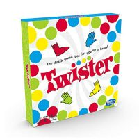 Twister Sport, Occasion Sport, Classic Board Sport for 2 or Extra Gamers, Indoor and Exterior Sport for Childhood 6 and Up