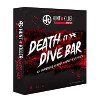 Hunt A Killer Loss of life at The Dive Bar, Immersive Abolish Mystery Sport -Dangle on the Unsolved Case as an Self reliant Tell, for…